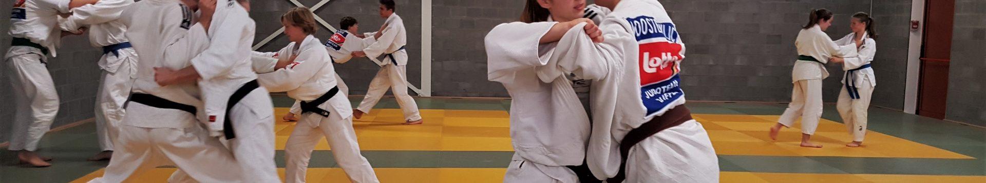 Judoteam Duffel